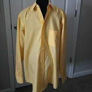 Stafford Wrinkle Free Men's Shirt
